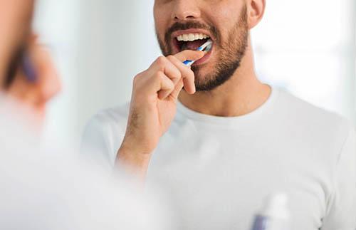 Odontología preventiva - cepillado