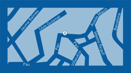 Planol de la consulta de Corbera de Llobregat
