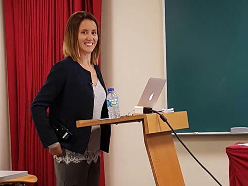 Tesis de la doctora Ana Veloso Duran