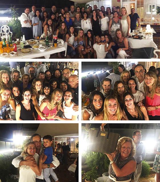 Cena verano 2016