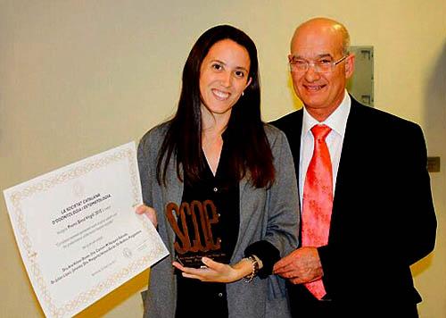Premio Simó Virgili 2015