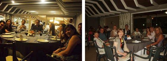 Cena de gala de la reunión de verano de 2012 de la SEOEME
