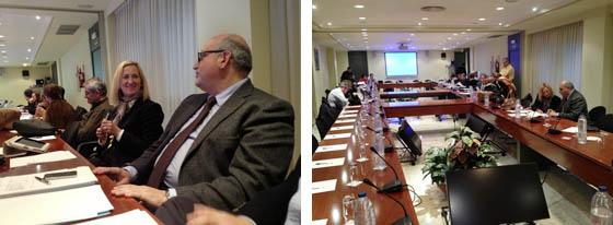 Reunión del Consejo General de Odontólogos de España
